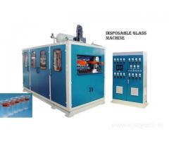 DGM 2017 Model, Disposable Glass Making Machine 09219533381