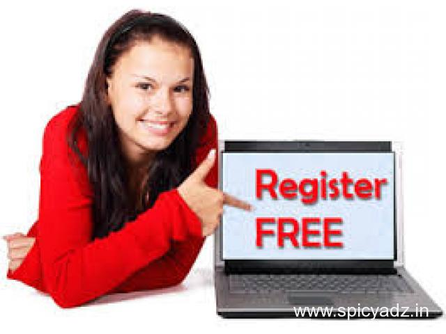Work from Home Jobs - Free Registration - 1