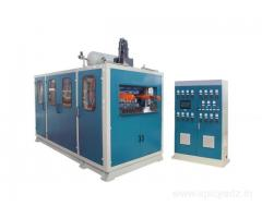 Heavy Duty Disposable Glass Making Machine