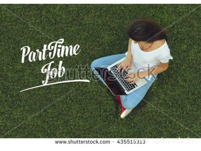 Your Spare Time earn good income with part time jobs - 1