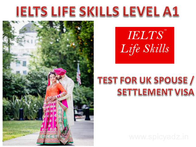 ielts life skills test in amritsar,moga - 1