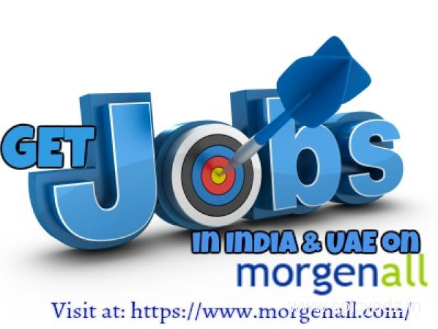 Jobs and Job Search - Find jobs in India & UAE on MorgenAll