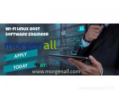 Required of Wi-fi Linux Host Software Engineer for Bangalore Location