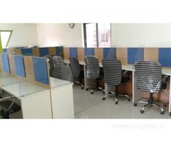 Fully Furnished & Spacious Office Space For rent