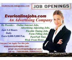 TITIL   : COPY-PAST JOBS AVAILABLE  HOME BASED WORKS