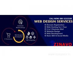 Affordable Static and Dynamic Website Design Company Bangalore