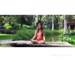 Yoga Class in pondicherry