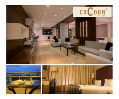 Luxury stay at Cocoon Hotel, Magarpatta, Pune