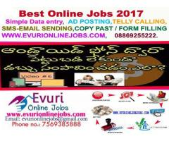 Work from home and earn minimum ten thousand. Just contact us
