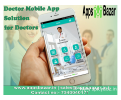 Doctor Mobile App Customize App for Doctors