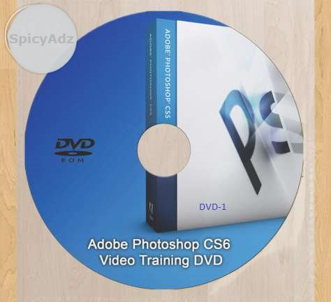 CD/DVD to Learn Photoshop In Adoni
