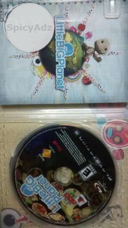 "Used Ps3 game ""little big planet"""