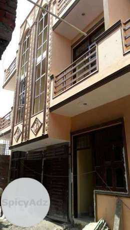 63 sqyd 2 floor house in laxman vihar in Gurgaon
