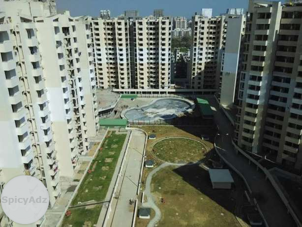 Semi furnished 2bhk for sell at SRS Royal Hills sector 87 faridabad in Faridabad