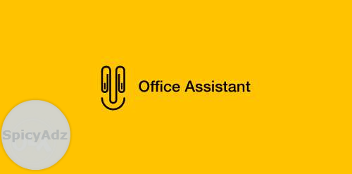 Urgently Required Female Office Assistant in Shivamogga