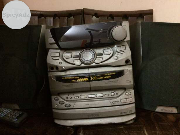 Kenwood CD player