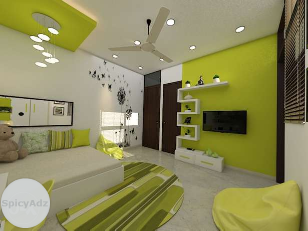 Want to sale new house 900 sq feet with interier, in Delhi